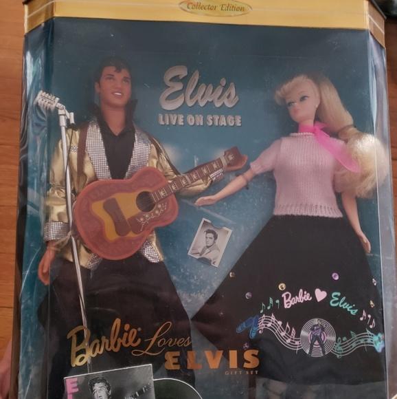 Barbie Other - Barbie Loves Elvis